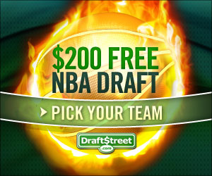 Fansided $200 Freeroll on DraftStreet.com