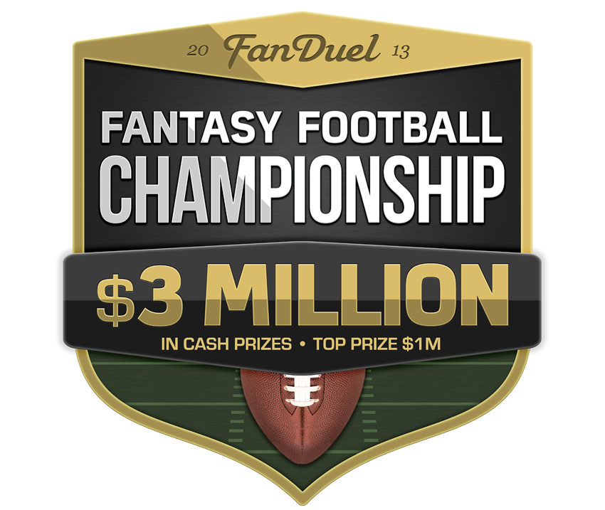 FanDuel: Win up to $1 Million Playing One-Week Fantasy ...