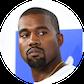Kanye West logo