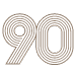 Playing for 90 logo