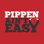 Pippen Aint Easy Logo