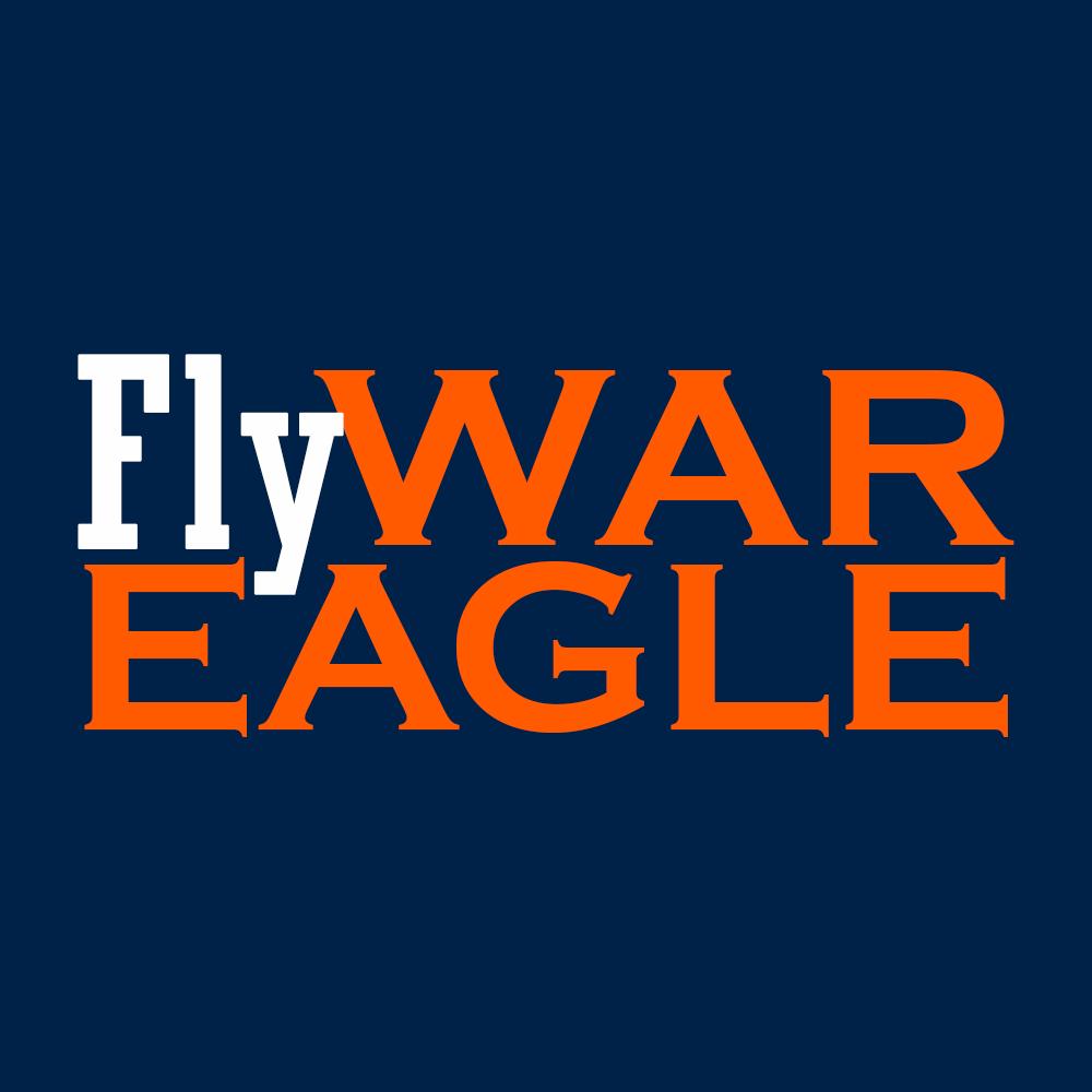 War Eagle! - Auburn Tigers