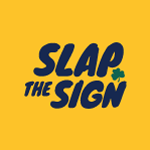Slap The Sign Logo