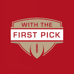 With The First Pick Logo