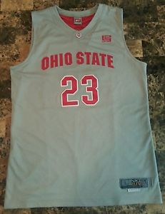 This Week in Basketball eBay: LeBron James Ohio State Jersey