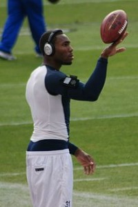 Antonio Cromartie during his tenure with the Chargers.