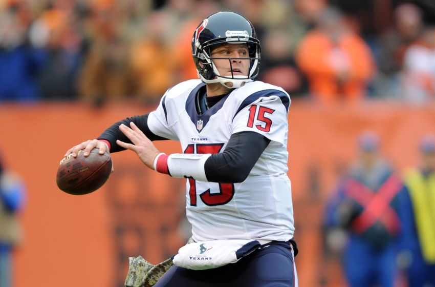 Brown Houston Texans Texans Hammer Browns in