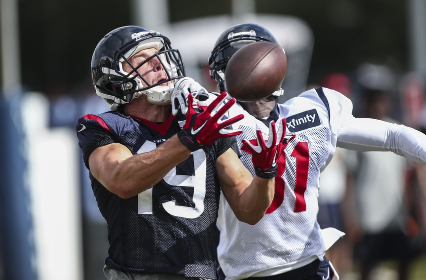 Houston texans 5 players whose stock is rising after for Josh lenz