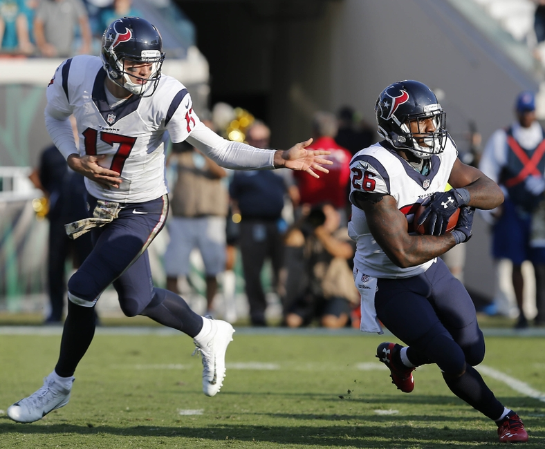 Texans to watch against Raiders