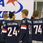 Hockey: U.S. Men