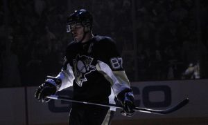 The New York Rangers left Sidney Crosby in the dark most of the series.