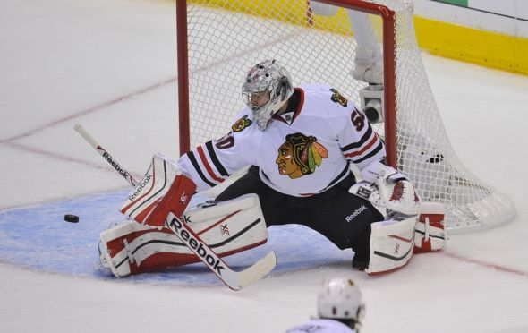 New York Rangers can beat the Blackhawks' Crawford