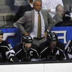 Los Angeles Kings Coach Daryl Sutter