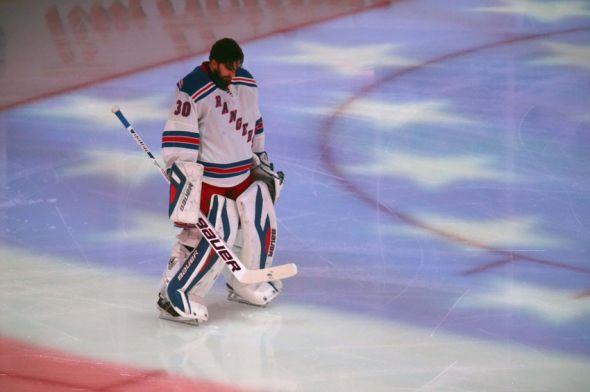 Lundqvist is Key to Beating LA Kings