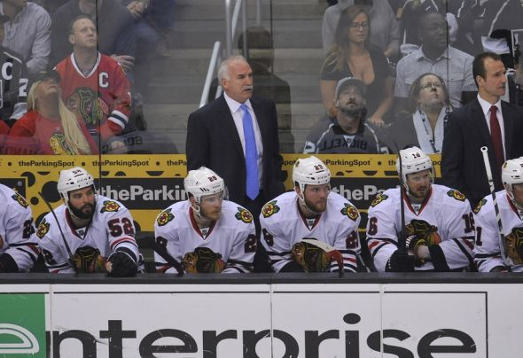 New York Rangers:Scouting the Blackhawks