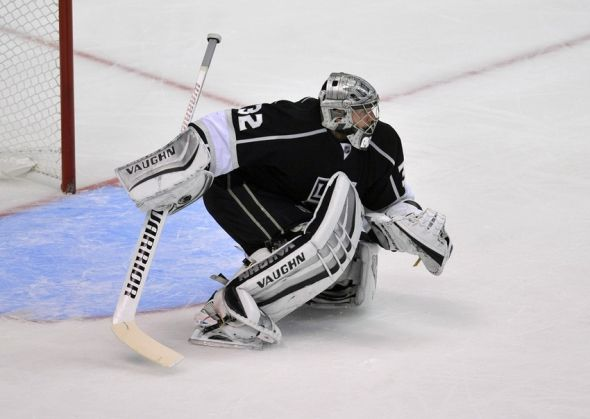 LA Kings Quick is One Of The Best Goalies In The NHL