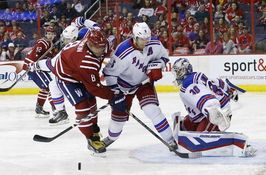 New York Rangers Face Washington Capitals in Game One