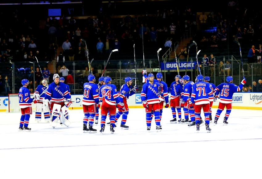 new york rangers blogs