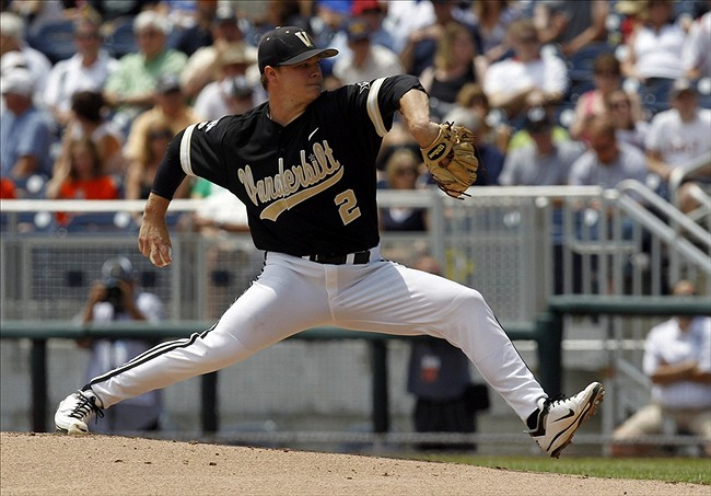 A's 2012 Top 10 Prospects, #3: Sonny Gray