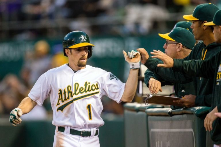 Billy-burns-mlb-texas-rangers-oakland-athletics-768x511
