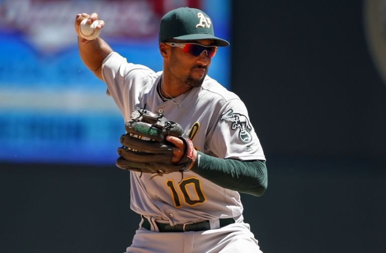 Marcus-semien-mlb-oakland-athletics-minnesota-twins-768x504