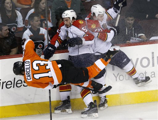 Panthers Flyers Hockey