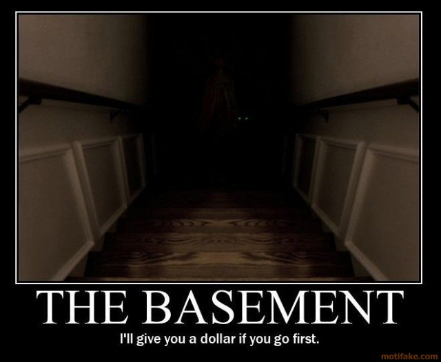 """The Basement Monolouges. Can Someone Find A """"W""""?"""