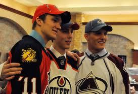 The 2011 NHL Entry Draft Big 3