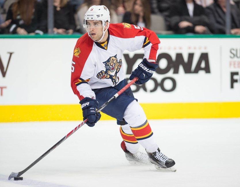 Aaron-ekblad-nhl-florida-panthers-dallas-stars