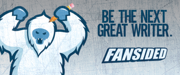 Be the next great sports writer--join the Gone Puck Wild crew!