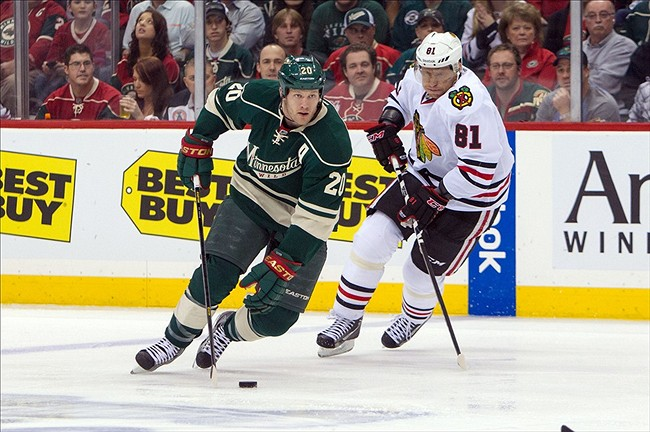 Chicago Blackhawks Vs. Minnesota Wild 2014 NHL Playoffs Game 6 Notes