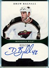 Drew Bagnall's 2011-12 Dominion, Autograph Insert Hockey Card
