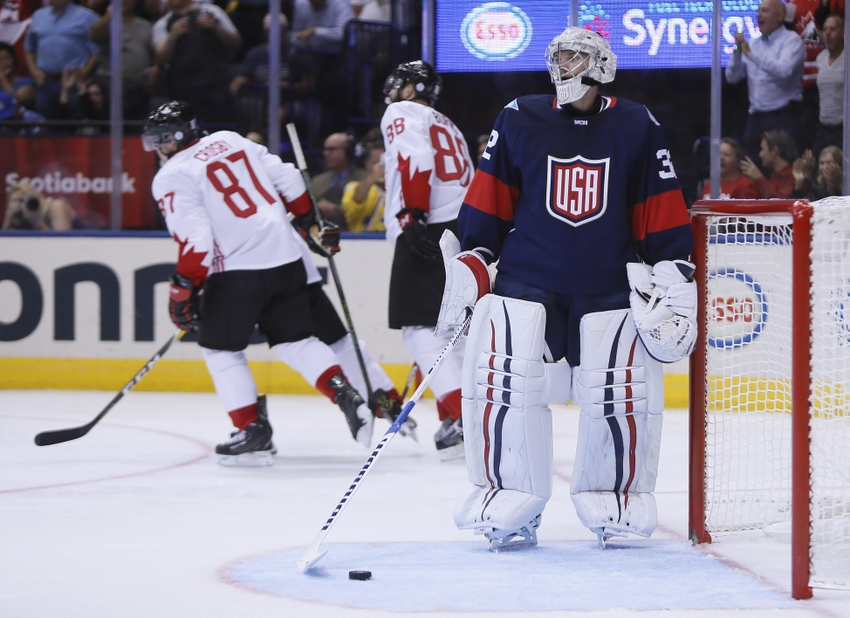 Team Russia finishes Finland to set up clash with Canada