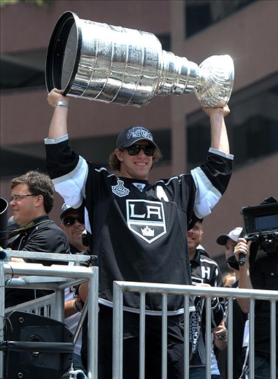 Western Conference, and Stanley Cup Champion LA Kings