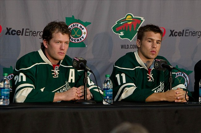 Minnesota Wild, Western Conference Favorites?