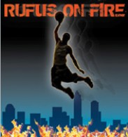rufus on fire