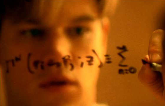 Good Will Hunting Equation
