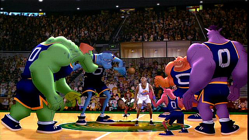 Space Jam Monstars