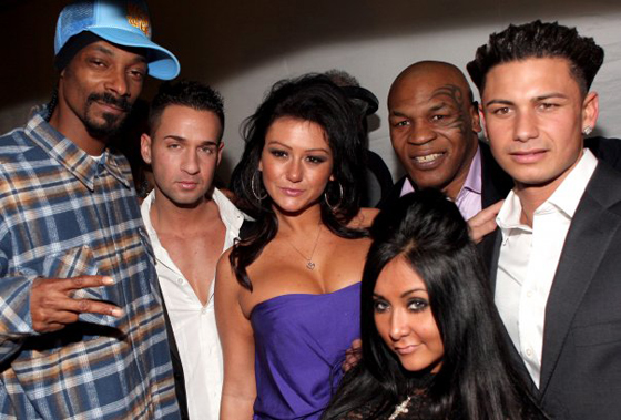 snoop-dawg-mike-tyson-jersey-shore-cast