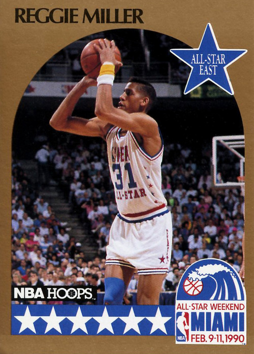 reggie miller all-star