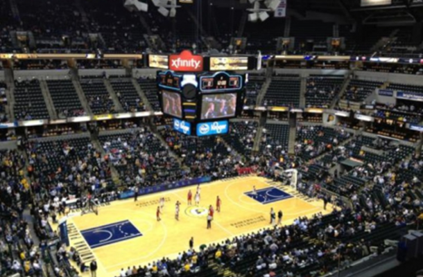 pacers attendance
