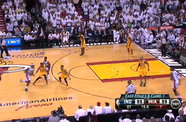 miami pick and roll