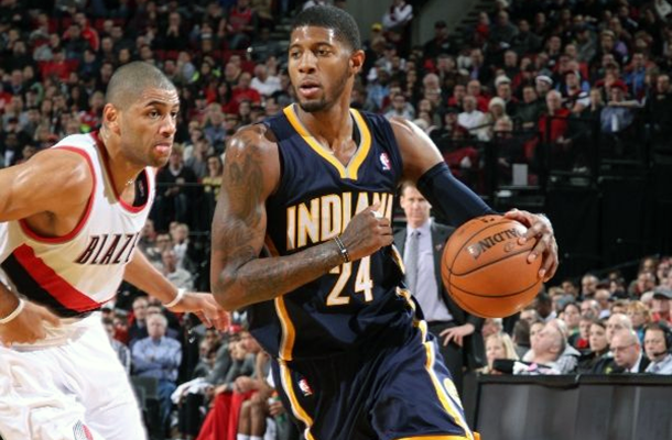 Paul George Nic Batum