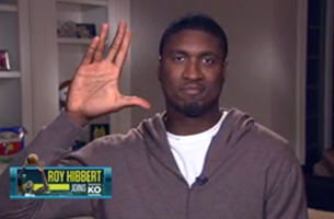 roy hibbert star trek