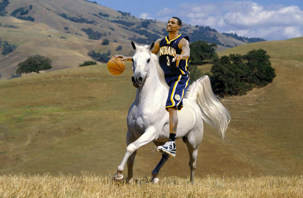 george hill horse