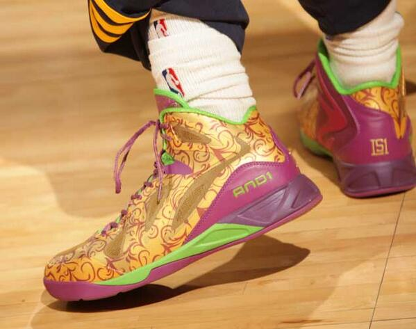 lance stephenson shoes