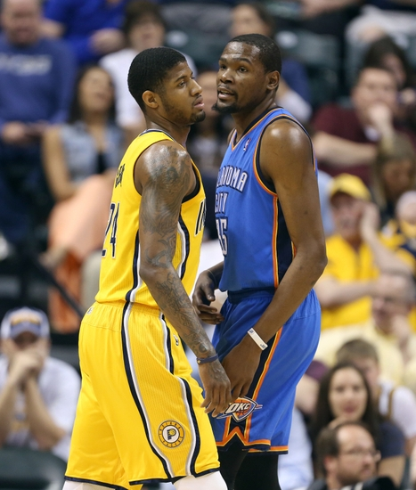 James Harden And Paul George: George, Kevin (I) Biography