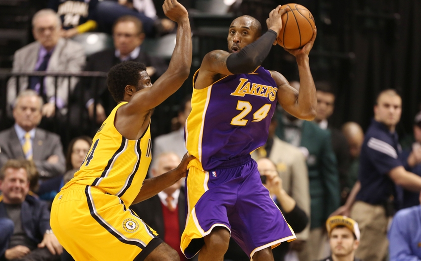 Kobe-bryant-solomon-hill-nba-los-angeles-lakers-indiana-pacers
