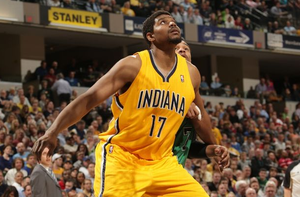 Andrew Bynum Pacers