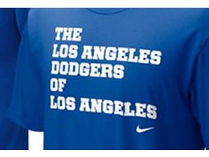 The Los Angeles Dodgers Of Los Angeles Shirt Is 6 Years Too Late